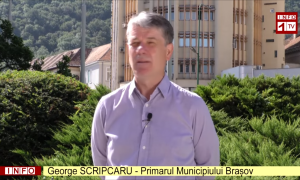 George Scripcaru, primar Brașov
