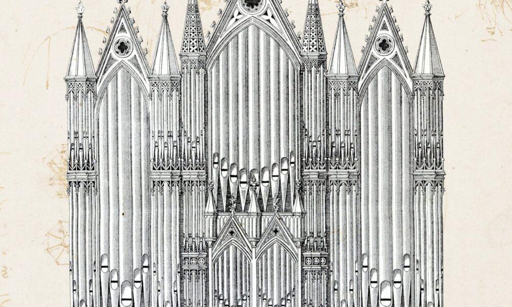 Afis Concert orga Biserica Neagra Brasov